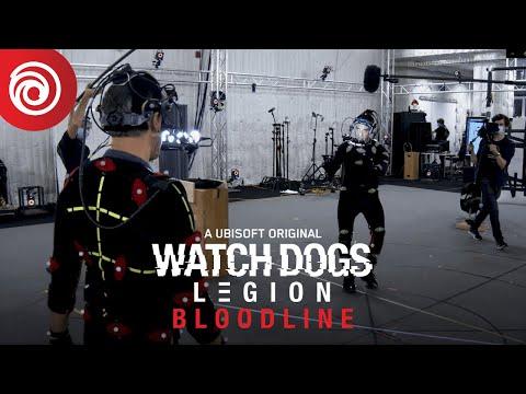 Watch Dogs: Legion – Bloodline | Cómo se hizo