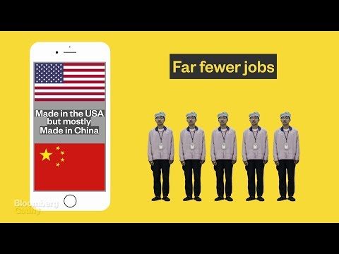 Why the iPhone Can't Be Made in the US