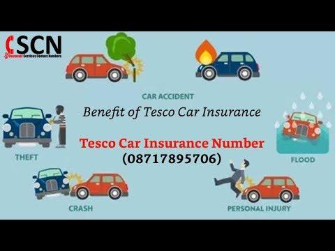 Benefits of Tesco Car Insurance