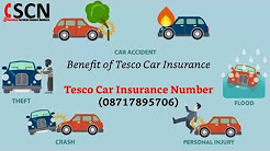 Benefits of Tesco Car Insurance