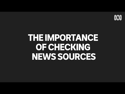 The Importance Of Checking News Sources