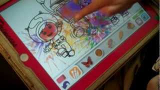 Nick Jr  Draw and Play App Live Review