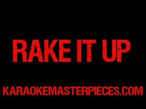 Rake It Up (Instrumental) Yo Gotti and Nicki Minaj) [Karaoke Cover] Lyrics In Description