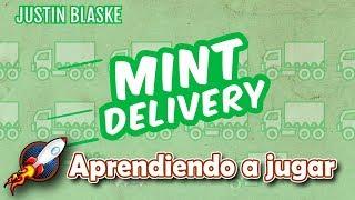 Mint Delivery - Aprendiendo a Jugar