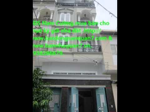 bán nhà quận 7 5x20 trệt 3 layu62 mới cao cấp giá 4,8 tỷ. www.bannhaquan7.vn