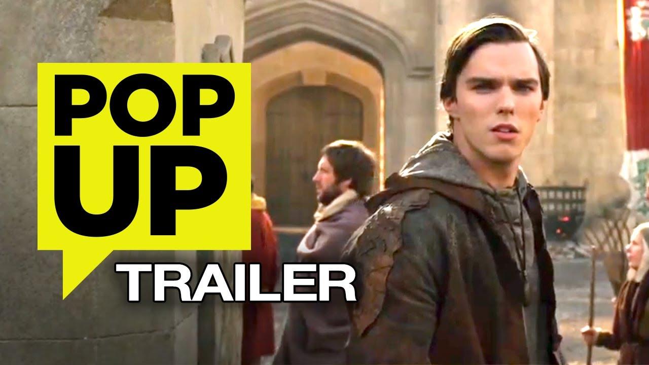 Download Jack the Giant Killer (2012) POP-UP TRAILER - HD Bryan Singer Movie