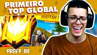 TOP 1 GLOBAL NO PRIMEIRO DIA EM 6H!!! - FREE FIRE