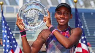 14 Year Old Cori 'CoCo' Gauff Makes Tennis History