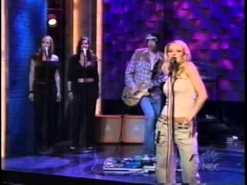 Jewel live on Conan 6-10-03