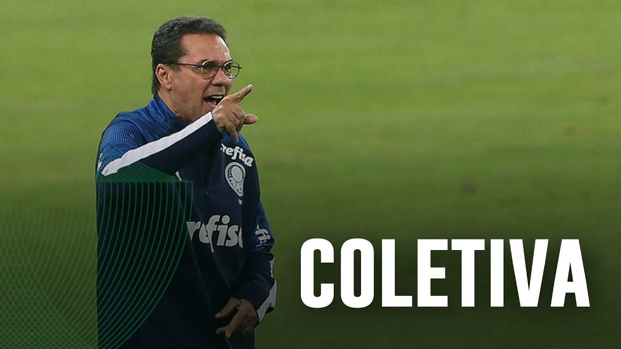 COLETIVA I LUXEMBURGO I Fluminense 1 X 1 Palmeiras