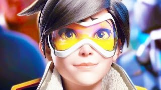 ★ Overwatch Mini Movie (All Cinematic Trailers) in 4K UHD