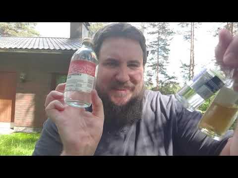 KAHVILIKÖÖRI?! | Tasting Finnish Alcohol!