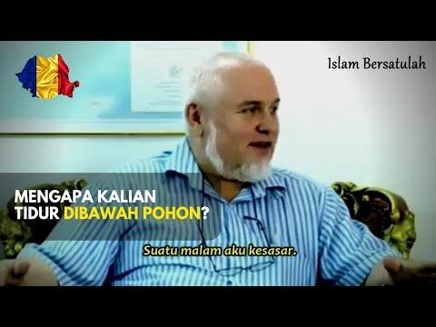 Terpesona Kebaikan Hati Keluarga Muslim Yang Miskin 💥 Dokter Bule Ini Masuk Islam Dan Berdakwah