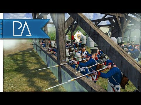 COMPETITIVE LINE BATTLE: RUSSIA VS PRUSSIA - Mount and Blade: Napoleonic Wars Gameplay