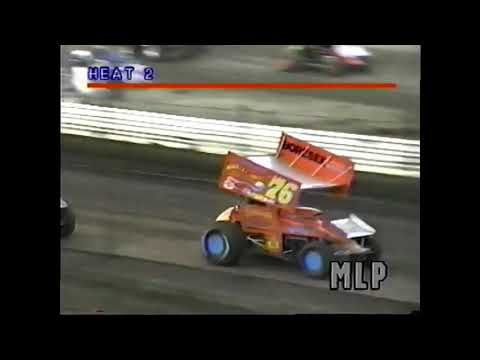 Willamette Speedway Northern Sprint Tour Sept 10th, 1999 *MLP Production - Edited by Strebfest. - dirt track racing video image
