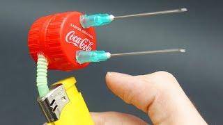 3 Inventions Incroyables que vous pouvez Faire