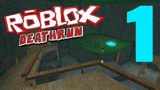ROBLOX DeathRun: ROBLOX Quite Entertaining
