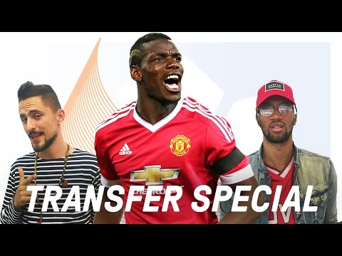 Pogba Set To Sign For Man United? | Comments Below Transfer Special
