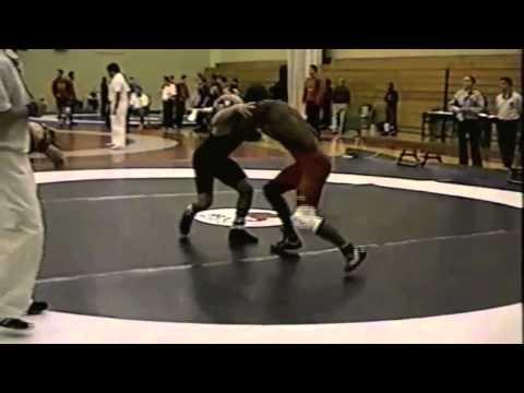 2002 Brock Duals: Cleo Ncube vs. Phil Medeiros