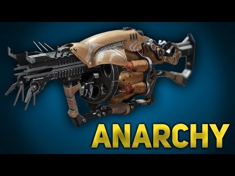 Anarchy Raid Exotic Grenade Launcher Review | Destiny 2 Black Armory