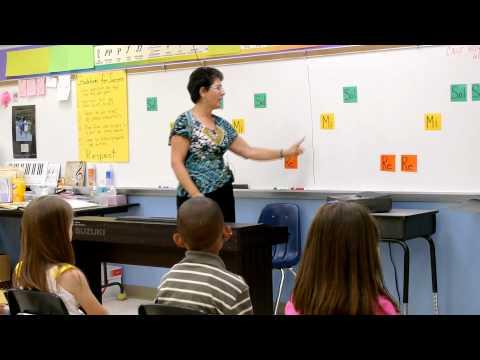 Cobbler, Cobbler, Music/Math Integration, First Grade