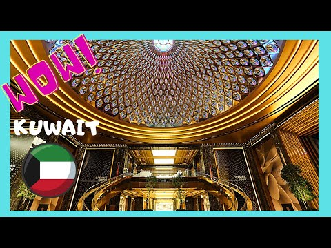 KUWAIT'S largest and very luxurious SHOPPING MALL of THE AVENUES