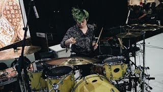 Gigi - Pintu Sorga  Live   Drumcam  Bounty Ramdhan