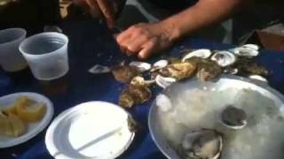 Montreal Oysterfest 2011