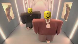 Kanye West & Lil Pump - I Love It (Roblox Remake)