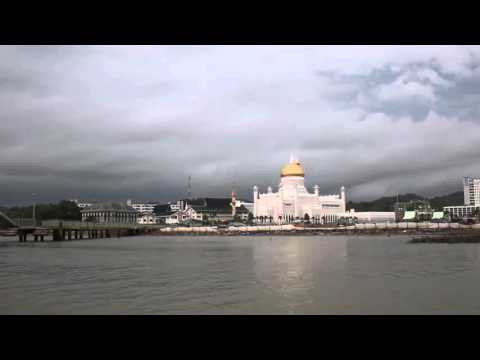 "KAMPONG AYER "" THE WATER VILLAGE "" BRUNEI"