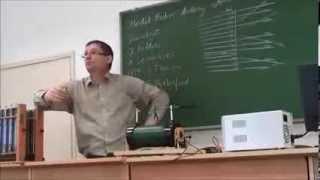 Model Bohra budowy atomu - wersja uproszczona.
