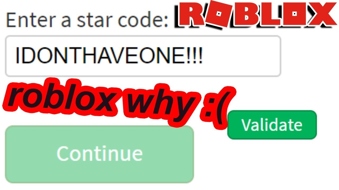 Roblox Now Has Creator Codes And I Didnt Get One Youtube