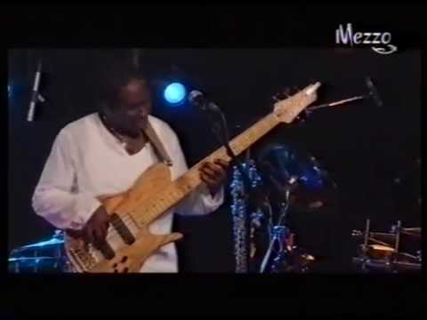 "Richard Bona Group - Full Concert ""Live 2002"""
