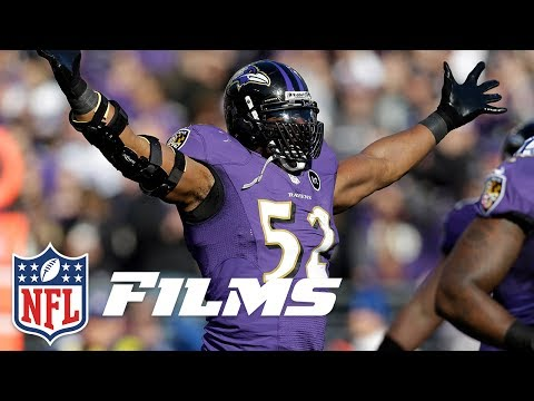 The Ray Lewis Dance, Flu, & Coaching Tree | NFL Films Presents | NFL Films