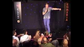 Freestyle Rap - Stand Up Comedian Chris Turner