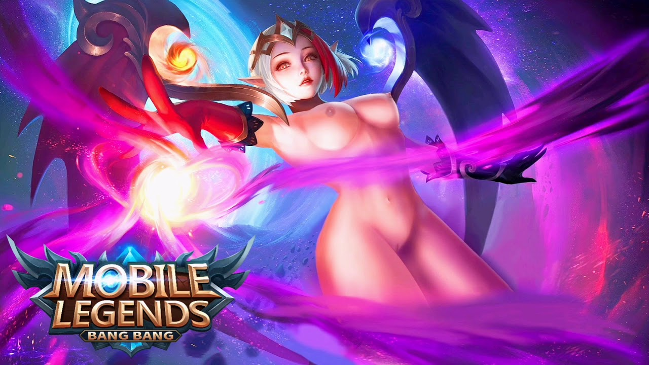 Mobile Legends : Lunox Bloody Mary Skin (Nude) - YouTube