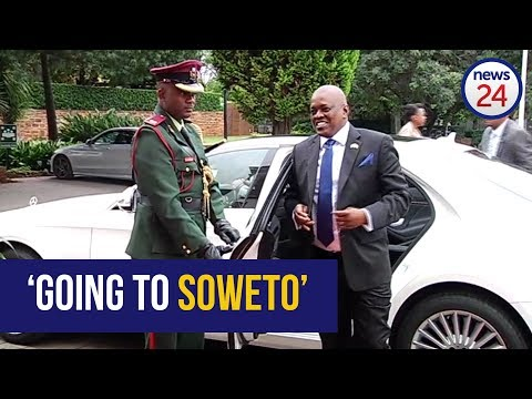 Botswana President in SA to pay last respect to Winnie