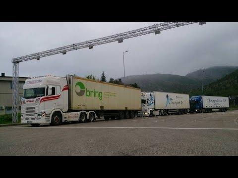 Summer Trucking Northern Scandinavia - Part 2