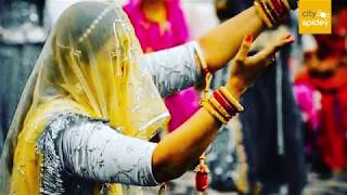 Love Ghoomar? Join a hundred others on 3rd Nov in Gurugram