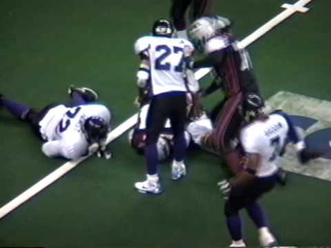 arenafootball2 - Wichita Stealth at Oklahoma City Yard Dawgz - 5/22/2004