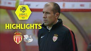 AS Monaco - Amiens SC ( 0-0 ) - Highlights - (ASM - ASC) / 2017-18