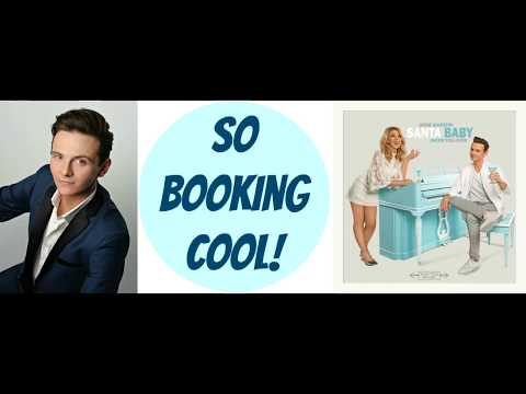 So Booking Cool: Rock 'N' Roll Pianist, Singer, & Actor Jacob Tolliver