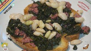 343 - Crostoni del contadino...cibo fresco e genuino! (antipasto/piatto unico veloce e gustoso)