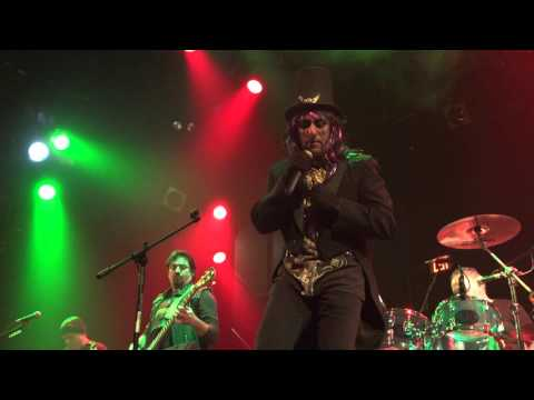 Welcome To My Nightmare - School's Out Alice Cooper Tribute Band 10-03-15