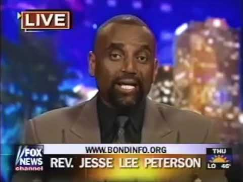 JLP 2000: Jesse Jackson Cries Racism Over Election (Hannity & Colmes)