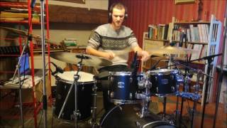 ► Tower of Power - Soul Vaccination (Live '98) Drum Cover