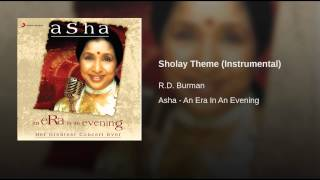 Sholay Theme (Instrumental)