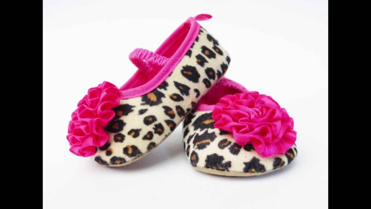 77ef873b2 Zapatos para Bebe Niña - YouTube