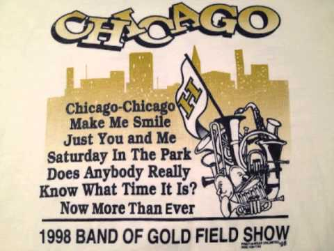 Hazard Band of Gold: The Music of Chicago (1998)