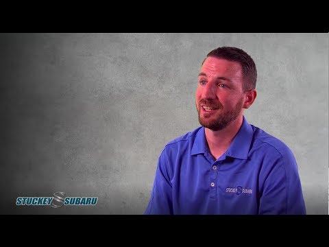 Meet Dave Knab  Stuckey Subaru Service Manager